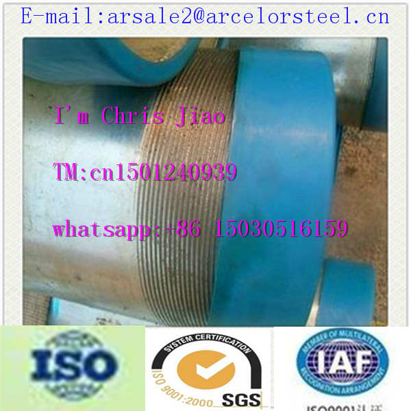 prime threaded galvanized steel pipe 1 1/4 inch wholesale alibaba