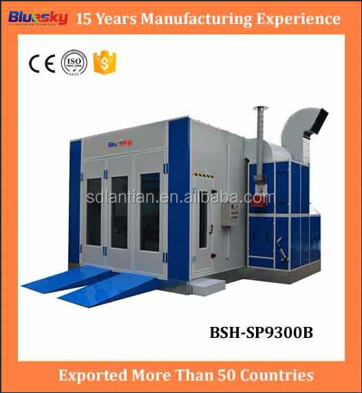 good quality auto body and paint/spray painting booth/paint drying oven