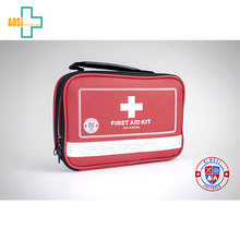 Plastic case first aid kits private label first aid kit emergency road kit