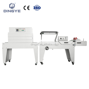 DFQA450 L bar sealer en BS-A450 krimpverpakkingsmachine