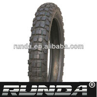 motorcycle tire and inner tube