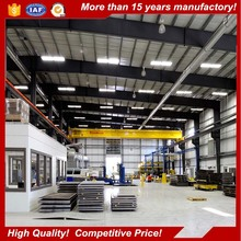 prefabricated warehouse building/prefabricated steel frame house