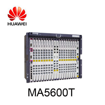 Huawei SmartAX MA5600t Optical Line Terminal Equipment GPON OLT