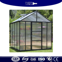 Standard durable aluminum extrusion sunroom profile
