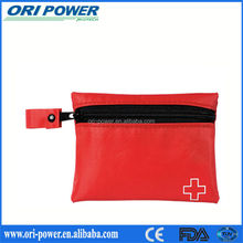 Manufacture CE ISO FDA approved wholesale promotional oem portable pet travel first aid kit bag