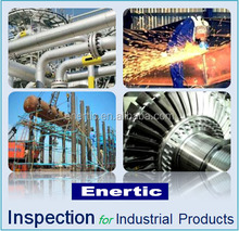 pipe fitting quality control and inspection service