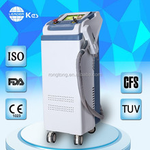 Vertical CE approved Q switch Nd Yag Laser Tattoo Removal Laser Tool