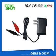low cost hot sales charging car battery charger 6v 12v 500ma 800ma