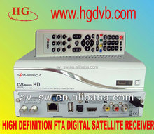 HD FTA receiver az america s920 full hd 1080p SKS AND IKS cccam newcamd for south america
