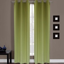 High quality hot selling fancy green indian style curtains