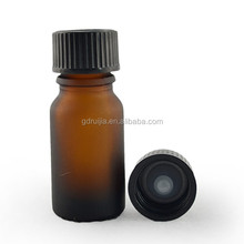 Alibaba china RJ Wholesale brown medical glass bottle/apothecary glass jar