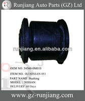 54560-0M010 Rubber bushing use for nissan japanese car spare parts