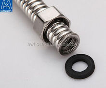 Inch 3/4'' corrugated stainless steel metal hose made in China