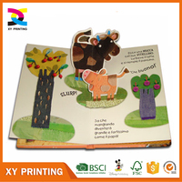 Custom color activity book with competitive price