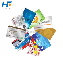 Printed PVC IC/ID/Magnetic Smart Card