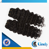 famous china hair products factory supply CINDY HAIR BRAND pervian 100 human braiding hair