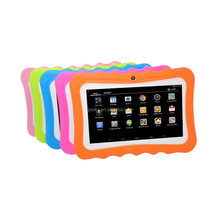 Mini Quad core Allwinner A33 7 inch Kids tablet pc in shenzhen