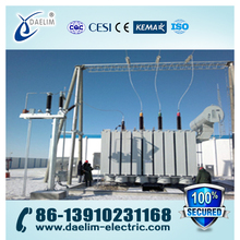High Quality Beijing Daelim 110kV Power Transformer 16000KVA