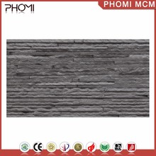Mcm Anti-Slip Modified Clay Thin Cut Natural Stone,Thin Slab Stone Form