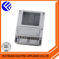 DDSF-2034-3 Single-phase electricity window meter case