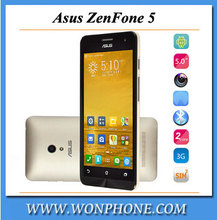 "Original ASUS ZenFone 5 Intel Z2580 Dual Core 2.0GHz 2GB RAM 16GB ROM 5.0"" IPS Screen Camera 8.0MP GPS Android 4.3 Smart Phone"