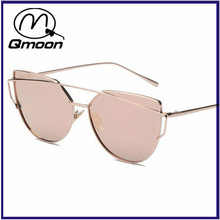 Fashionable Brand polarized mirrored sunglasses 2016 with your logo