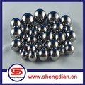 aisi 52100 g10-g1000 chrome gazing ball chrome steel ball payment by Kunlun bank
