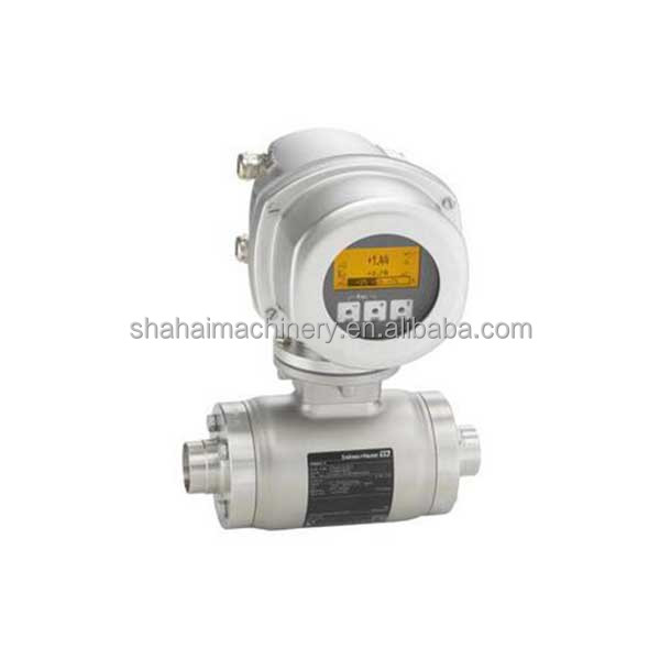 55H-A1B1C1D1E1F2 Endress+Hauser 55H Electromagnetic Flowmeters on sale