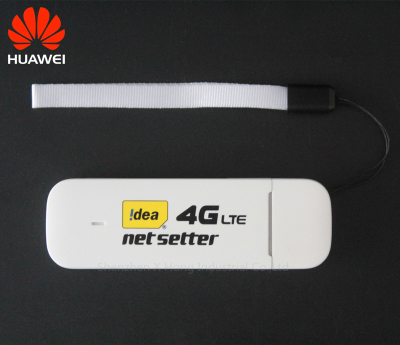 Original Unlock 150Mbps LTE USB Modem 4G For Huawei E3372 With Dual Antenna Port Support All Band