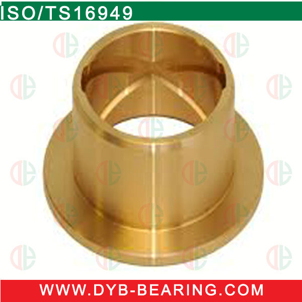 Copper flange bushing /FU-14 Oilite Materilas Spherical Bronze Bush