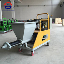 Construction machinery Concrete mortar plastering spray equipment
