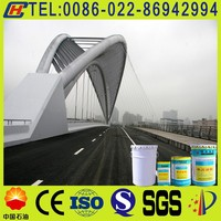 various bright water tesistant Fluorocarbon Finish paint