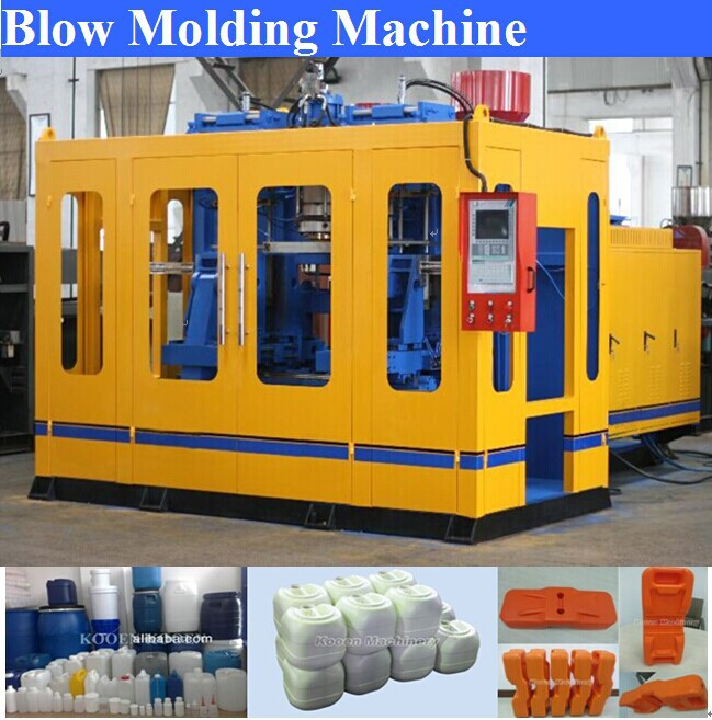new designed plastic container making machine