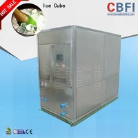 CE confirmed ice cube making machine for sale hot
