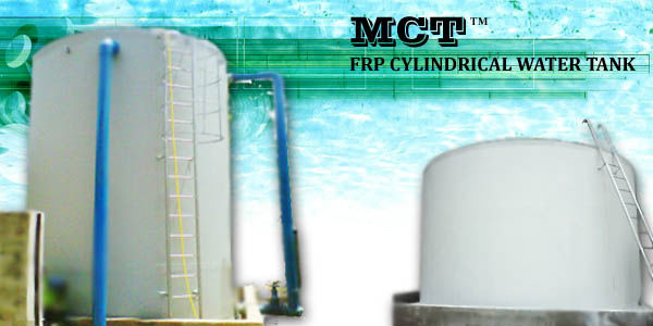 Cylindrical Water Tank