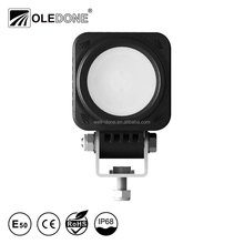 Original Design Manufacturer Oledone hot IP68 Square 10W dirt bike LED work light