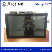Tablet PC With Ethernet Port 21.5 inch Wall Mount Touch Screen J1900 Mini PC