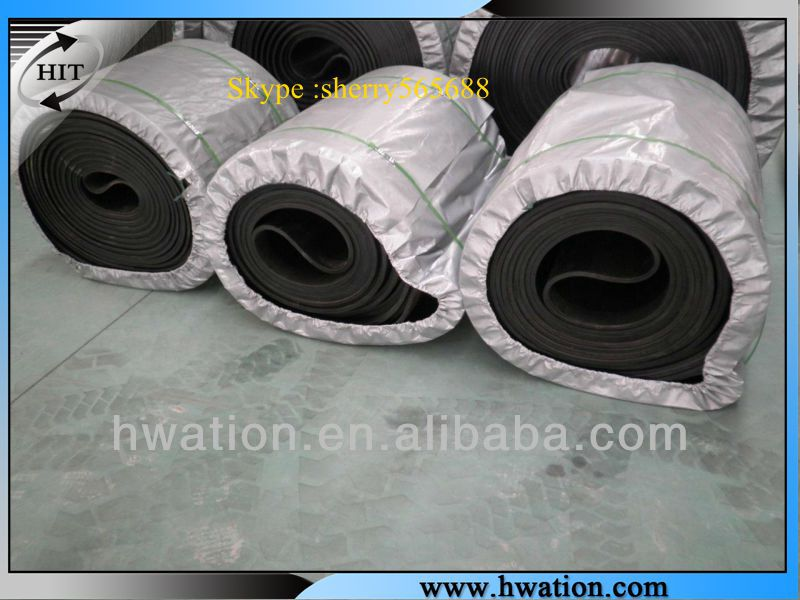 coal mine nylon fabric endless rubber conveyor belt/belting