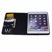 For Ipad mini cover, 7.9inch PU leather TPU case for ipad mini tablet cover