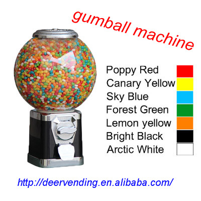 Large Globe Bouncy ball/Toy/Gumball/Candy vending machine