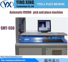 Surface Mount System, 1.2M Vision Pick and Place Machine, IC,SOT,SMT550
