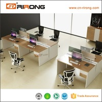 RIRONG Office furniture type and commercial furniture general use modern office partition workstation