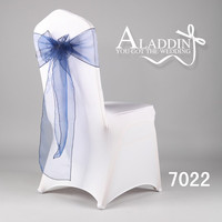 Christmas use chair cover table cloth chair sash for hotel/banquet/party/house