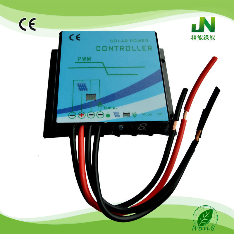 5a 12V/24V 12/24v intelligent solar battery charge controller auto led battery charge controller