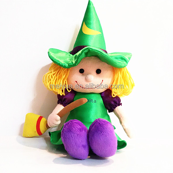 Promotion Gift High Quality Stuffed Plush Child Love Witch Doll TAPITA DOLL