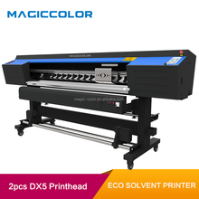 MAGIC COLOR 1.90m 1440dpi Eco Solvent Printer with DX5
