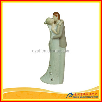 2015 New product Bound Bride and Groom Couple Figurine wholesale