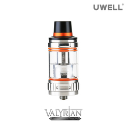 Biggest electronic cigarette 8Ml tank from uwell valyrian clearomizer