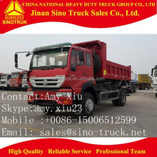 Sino 6 wheel tipper/ dump trucks for sale