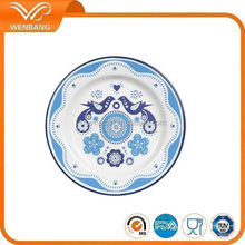 Bossed Candy Tray, White Wholesale Dinner Plates for Wedding